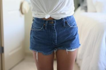 denim shorts summer of diane 045