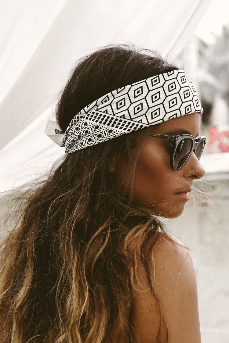 Summer of Diane Head Wrap Miami Style Blogger 4