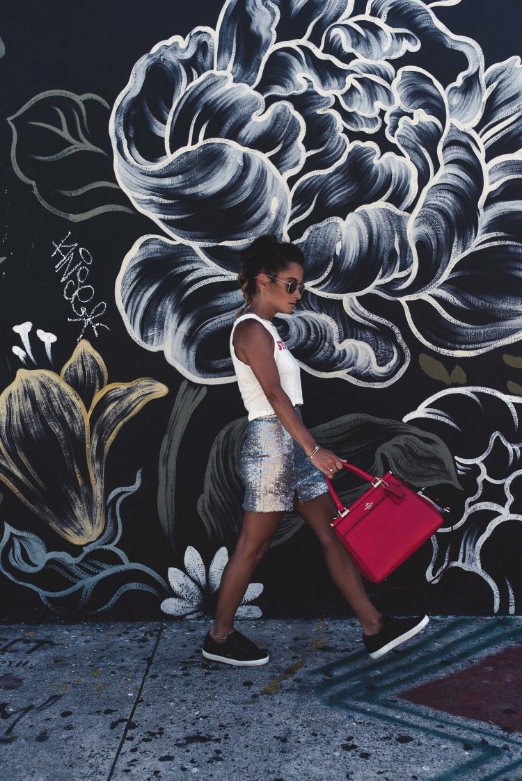 Summer of Diane Miami Boho Blogger Coach X Selena Gomez