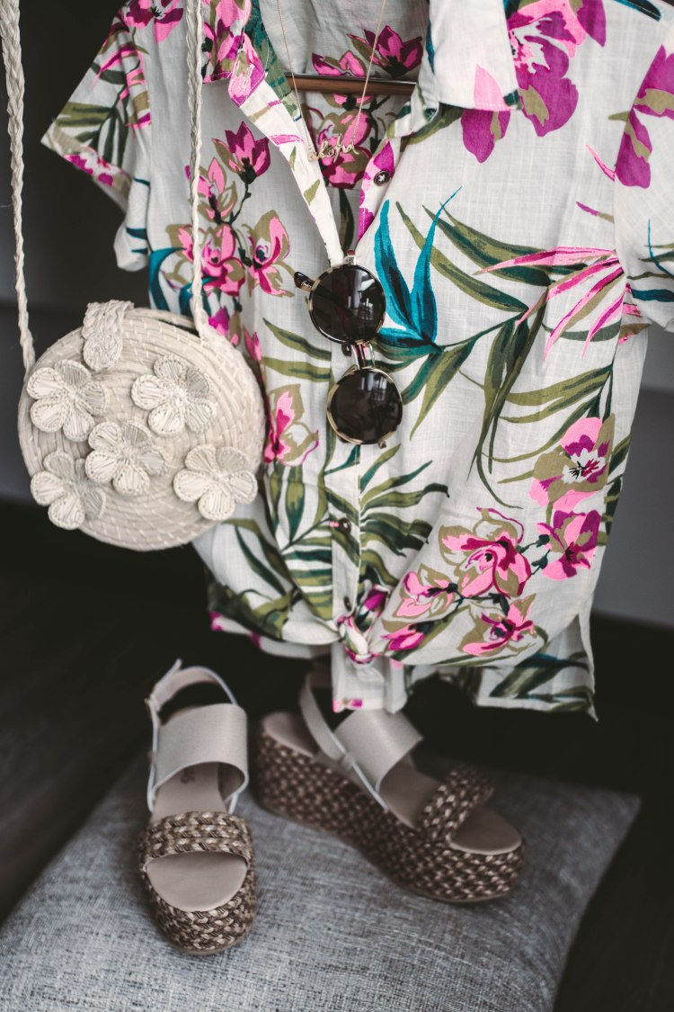 Summer of Diane Style Blogger Clothes My Closet Vol 1 - 1