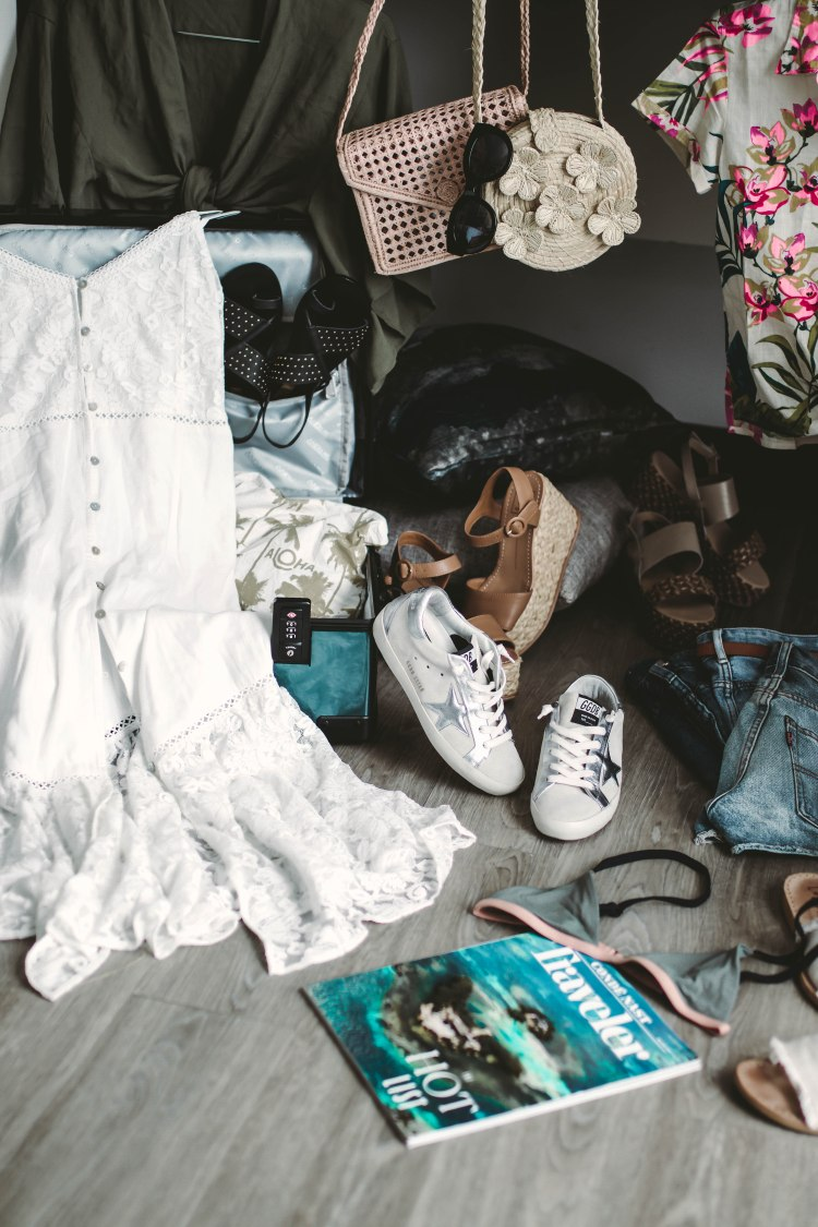 Summer of Diane Style Blogger Clothes My Closet Vol 1 - 2